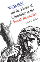 Pdf Women and the Limits of Citizenship in the French Revolution Telecharger