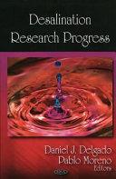 Desalination Research Progress Book PDF