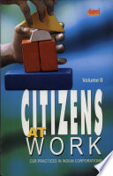 Citizens at Work Vol   II