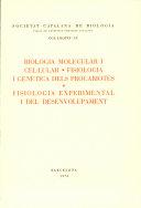 Biologia molecular i cel·lular