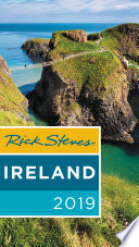 Rick Steves Ireland 2019 Book