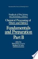 Handbook of Fiber Science and Technology  Volume 1
