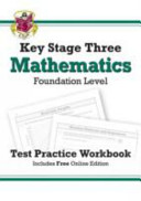 KS3 Maths Test Practice Workbook (with Online Edition) - Foundation