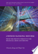Chinese Banking Reform