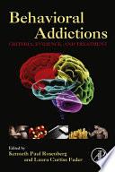 Behavioral Addictions Book
