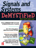 Signals   Systems Demystified