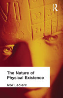 Pdf The Nature of Physical Existence Telecharger