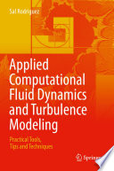 Applied Computational Fluid Dynamics And Turbulence Modeling Book PDF