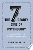 The Seven Deadly Sins of Psychology Book