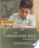 The Language rich Classroom
