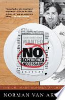 No Experience Necessary Book