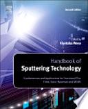 Handbook of Sputter Deposition Technology Book