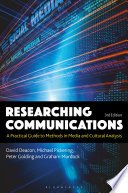 Researching Communications Book