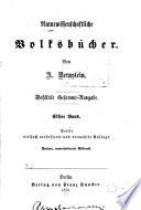 Naturwissenschaftliche Volksbücher  , Bände 11-15
