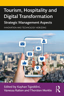 Tourism, Hospitality and Digital Transformation Pdf/ePub eBook