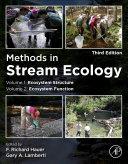 Methods in Stream Ecology, Two Volume Set