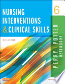Nursing Interventions   Clinical Skills   E Book Book