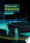 Ethics and Engineering Book