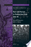 Race And Racism In Modern East Asia