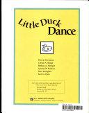 Little Duck Dance Book