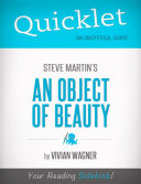 Quicklet on Steve Martin's An Object of Beauty ebook