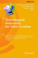 Technological Innovation for Value Creation