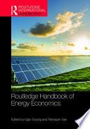 Routledge Handbook of Energy Economics Book