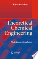 Theoretical Chemical Engineering Book