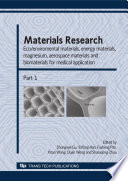 Materials Research Book PDF