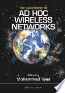 The Handbook of Ad Hoc Wireless Networks Book