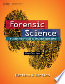 Forensic Science Fundamentals Investigations Book PDF