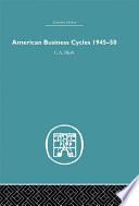 American Business Cycles 1945 50