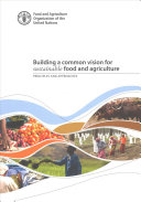 Building a Common Vision for Sustainable Food and Agriculture Book