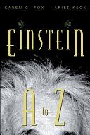 Einstein A to Z