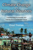 Climate Change and Natural Disasters Book
