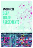 Handbook of Deep Trade Agreements