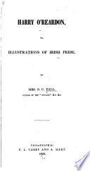 Harry O'Reardon, Or, Illustrations of Irish Pride Pdf/ePub eBook