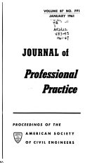 Journal of Professional Practice