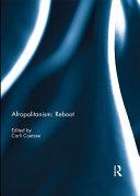 Afropolitanism: Reboot Pdf/ePub eBook