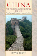 China and the International System  1840 1949