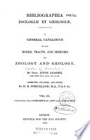 A General Catalogue of All Books, Tracts and Memoirs on Zoology and Geology....epub