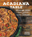 Acadiana Table Pdf