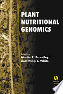 Plant Nutritional Genomics Book PDF