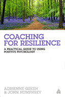 Coaching for Resilience Book