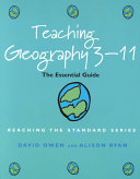 Teaching Geography 3 11