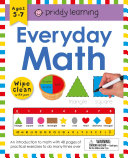 Wipe Clean Workbook: Everyday Math (enclosed spiral binding)