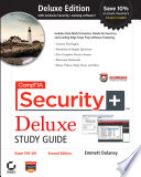 CompTIA Security+ Deluxe Study Guide Recommended Courseware