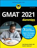 GMAT For Dummies 2021 Pdf/ePub eBook