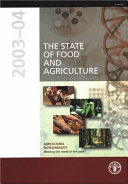 The State Of Food And Agriculture Book PDF