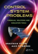 Control System Problems Pdf/ePub eBook